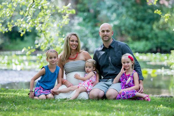 Byrne Family 2015