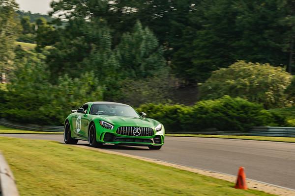 AMG GTR Green #25