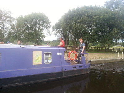 SCOUTS: Narrowboat Weekend