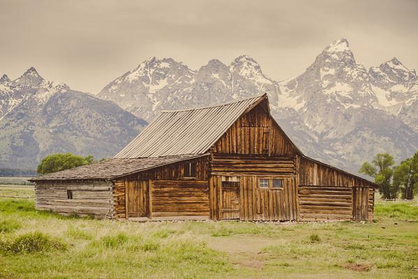 Yellowstone & Jackson