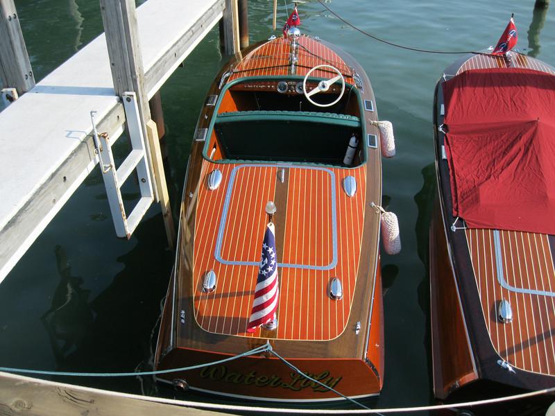 Entered in the 2010 Algonac Boat Show.