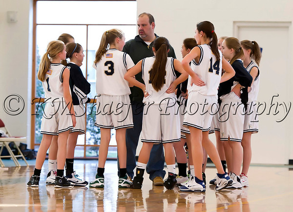 1.31.12 TFS vs. St. Michael's JV Girls