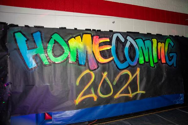 2021 New Glarus Homecoming Court