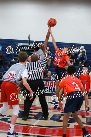 Boys JV Basketball vs Blackman  12/12/19