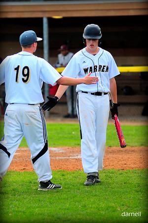 WC Frosh Baseball May 9, 2015