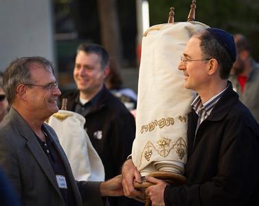 SImchat Torah 2012
