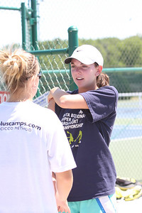 Craig Jones Tennis Camp at Darlington 2008
