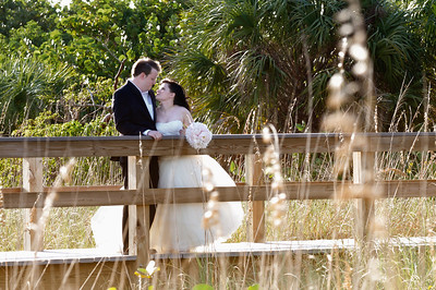 Greg and Ira's Captiva Wedding