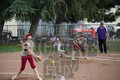 Girls Softball vs Calaveras 2017
