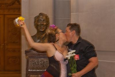 2013_06_29_SFLGBT Pride Celebration Saturday Festivities and Weddings at City Hall