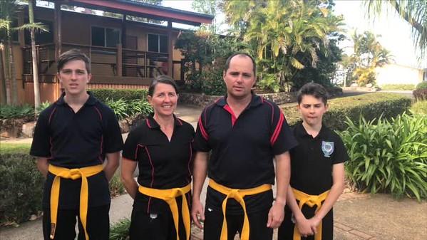 Combat Self Defence Testimonials Outdoor Course June 2017
