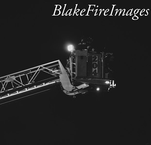 Structure Fire - Gate House Road Trumbull CT 04-13-20
