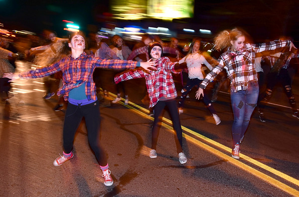 74th annual Pittsfield Halloween Parade - 102618