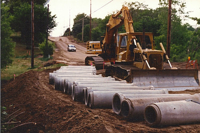 1979 - City Sewer Project in Eden Prairie