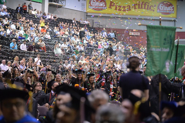 Spring Commencement 2018 - Master's & Doctoral Candidates