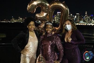JANUARY 23RD, 2021:ASHLEY'S BIRTHDAY BASH
