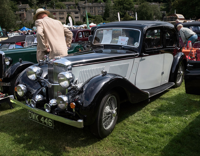 1938 Alvis 12/70