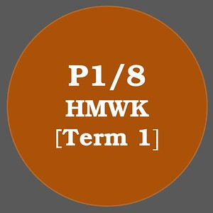 P1/8 HMWK T1