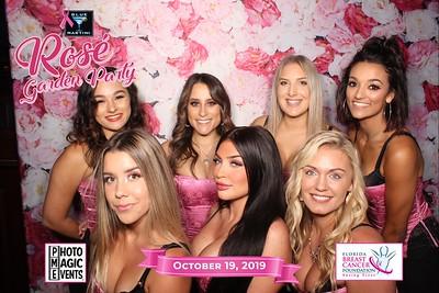Blue Martini Rose Garden Party 2019