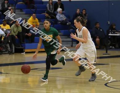 Yucaipa High girls basketball