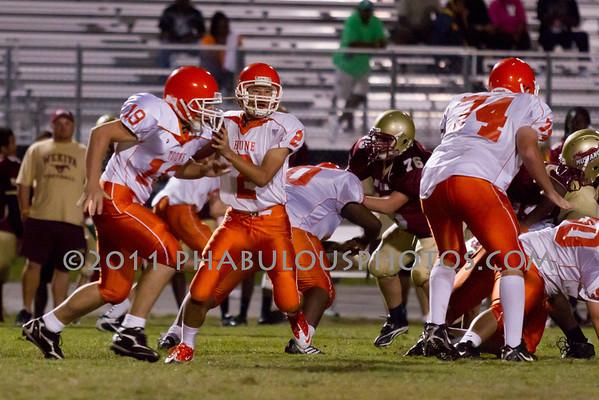 Boone JV Football #19- 2011