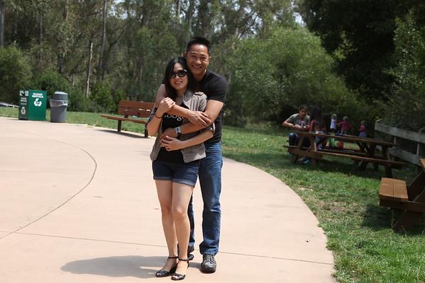 Tilden Park, Berkeley  CA August 8, 2015