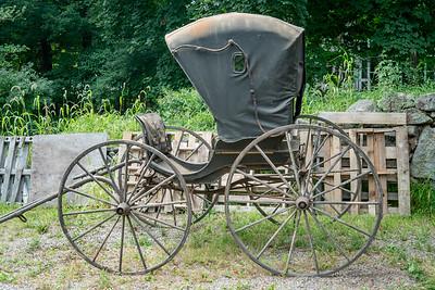 Doctors Cart (pre-restoration)