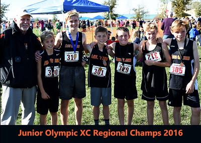 JO Regional XC Championships 2016