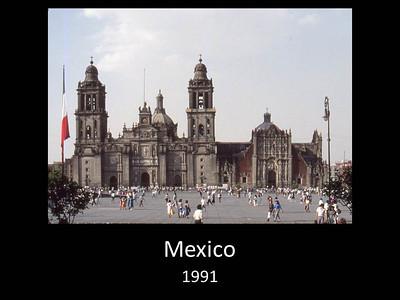 1991 Mexico