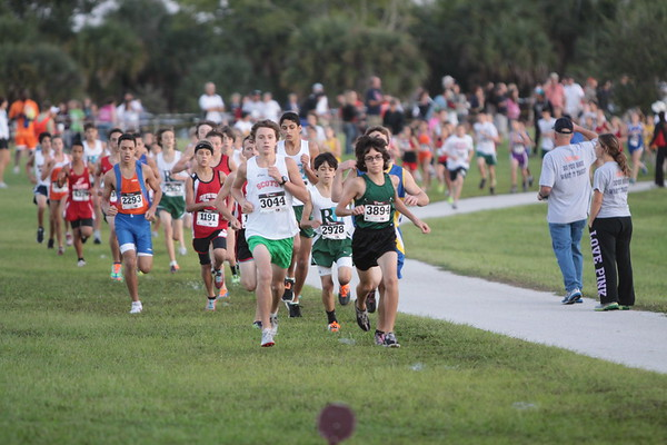 FLRunners Middle School 10-1-11