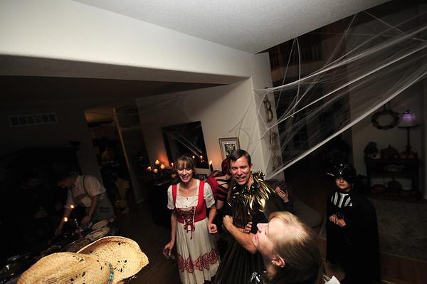 Bradley's Halloween Party 10/21/11