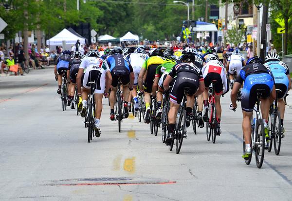 Downer Classic Bike Race 2013