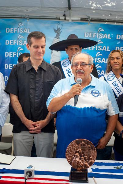 El Salvador Parade Sep 1