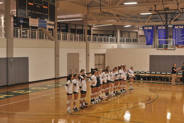 BABSON WOMENS VOLLEYBALL  9.27.2012