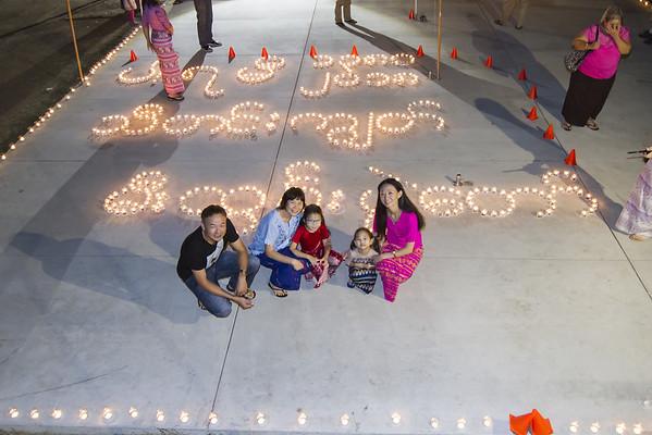 Thadingyut Lantern Festival