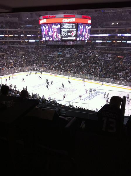 LA Kings - Staples Center [2012 Championship Year]