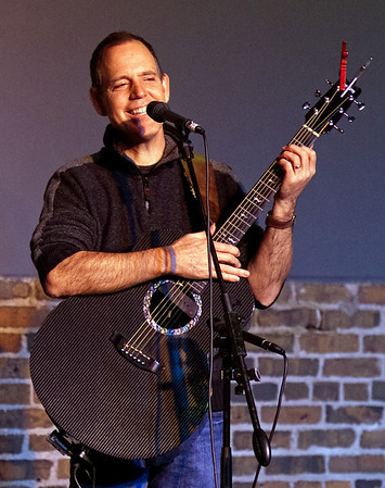 David Wilcox, Wheeler Arts Center, Feb. 23, 2013