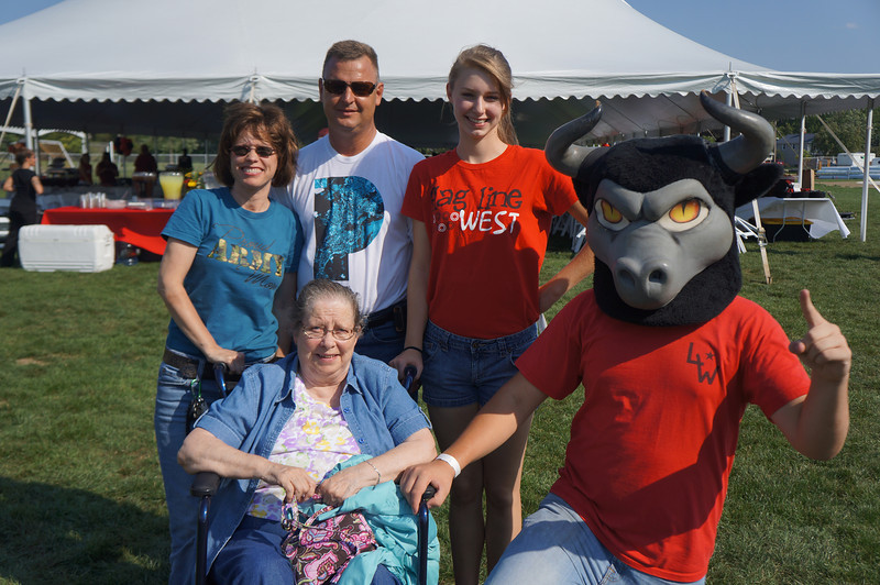 Lutheran-West-Longhorn-at-Unveiling-Bash-and-BBQ-at-Alumni-Field--2012-08-31-002.JPG