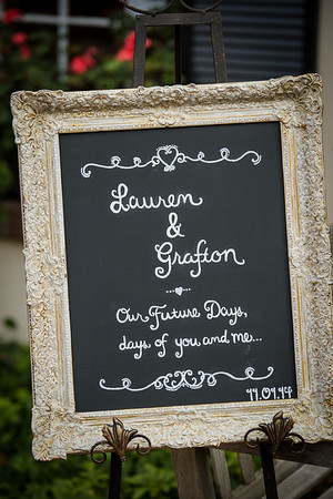 Lauren And Grafton's Wedding