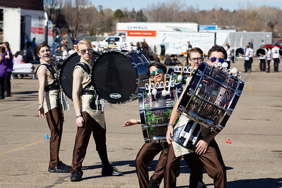 20180303 Monarch Indoor Percussion at Broomfield