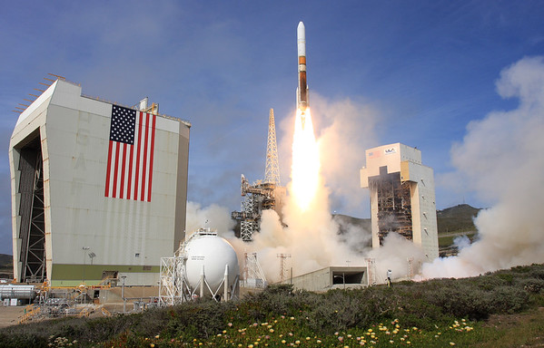 ULA Delta 4 Launches