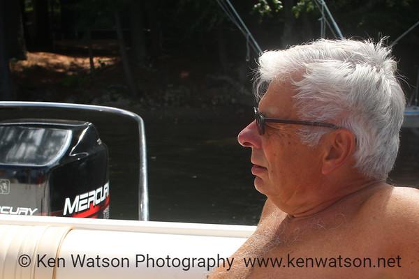 2019-08-28 EAS Waterskiing