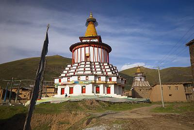 Дзамтанг, Восточный Тибет. Октябрь 2006