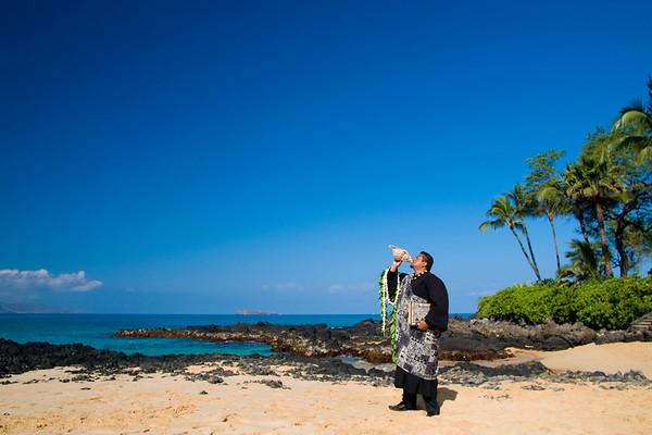 Maui Hawaii Wedding Photography for Grier 03.18.08