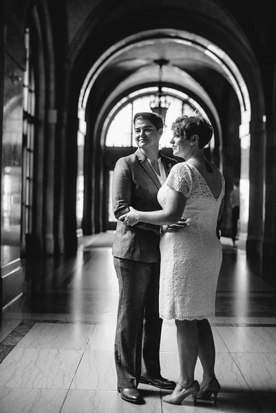 Jill & Kasie Elopement B&W-231.jpg