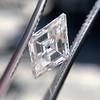 2.39ct Kite Shape Diamond GIA K VVS2 3