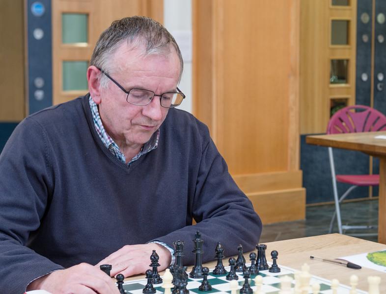 Roger Walker, u120 section winner