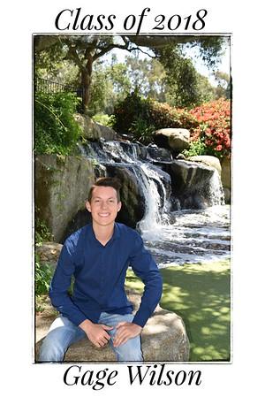 Gage Wilson Senior Photos