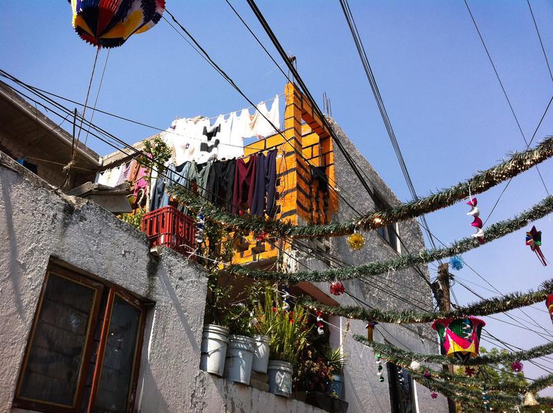 Santo Domingo, Mexico City