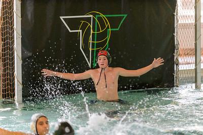 Tigard HS JV Coed Water Polo vs Hillsboro
